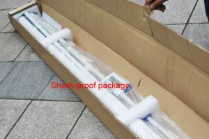 84 Inch Portable Movable Office Projector Matte White Tripod Projection Screen pictures & photos