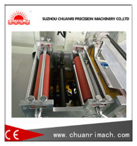 Label Guillotine Automatic Hot Stamping Die Cutting Machine pictures & photos