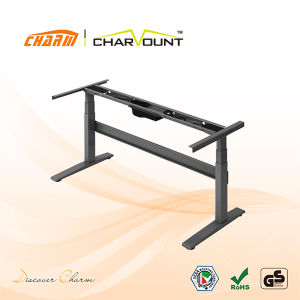 Stand up Desk Ergonomic, CT-Mld-D1n Adjustable Standing Desk (CT-MLD-D1N) pictures & photos