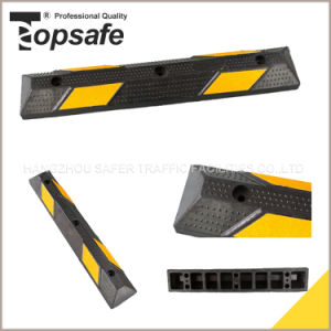 Wheel Stopper/ Rubber Wheel Stopper for Parking (S-1504) pictures & photos