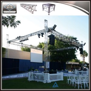 Aluminum Square Tube Truss Wedding Decoration Truss pictures & photos