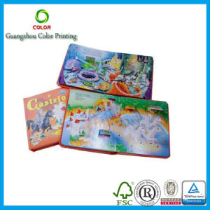 Custom Printing Board Children Learning Book