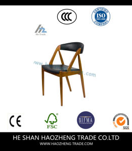 Hzdc198 Lotus Black Dining Chair pictures & photos