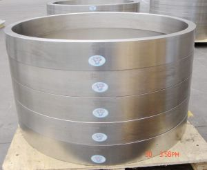 Rolled Ring Forging 42CrMo4 4140 pictures & photos