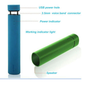 2800mAh Power Bank with Music Player Function pictures & photos
