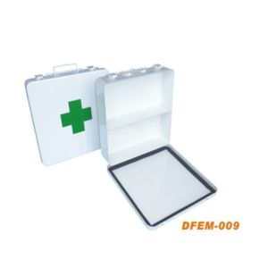 Empty First Aid Kit Box for Emergency pictures & photos