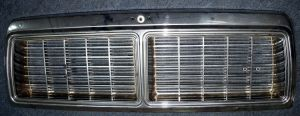 Auto Grille Parts Injection Mould pictures & photos