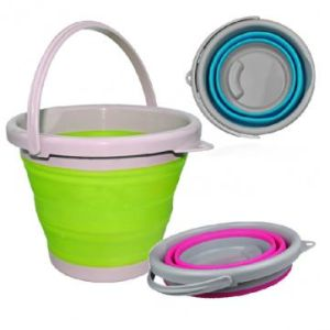 Foldable Water Bucket Folding Bucket pictures & photos