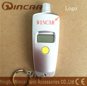 Portable and Digital Tire Pressure Tester