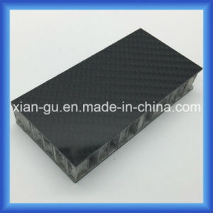 18mm PP Core Carbon Fiber Sandwich Plate pictures & photos