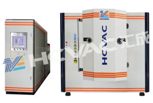 PVD Titanium Chromium Nitride Gold Rosegold Black Plasma Coating Machine pictures & photos