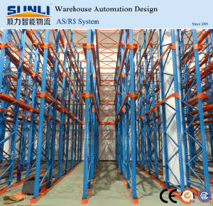Q235 Stainless Steel Heavy Duty Storage Selective Pallet Racking pictures & photos