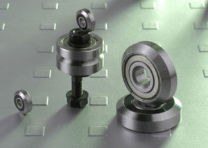 High Quality Track Roller Lr201 Nppu pictures & photos