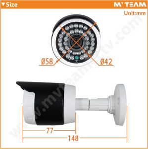 New Housing Design Megapixel P2p HD Camera China IP Camera Manufacturer (MVT-M15) pictures & photos
