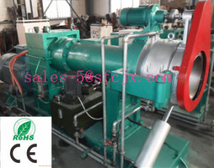 Xjl-200 Silicon Rubber Strainer Extruder pictures & photos