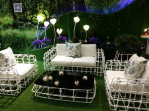 Outdoor Patio PE Rattan Wicker Restaurant Sofa Seat Patio Rattan Furniture Sets pictures & photos