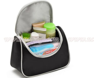 Silks and Satins Face with Thick Waterproof Travel Toiletry Bags Cosmetic Bag Outdoor Receive Package