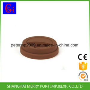 Custom Packing Plant Fiber Tea Cups with Silicone Lid and Silicone Sleeves pictures & photos