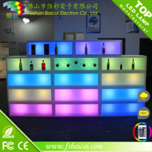 Fashionable Trade Show LED Beer Display Stands pictures & photos