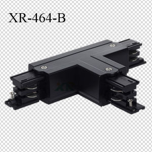 Electrical Feed LED Track Light Rail Accessories T Connector (XR-464) pictures & photos
