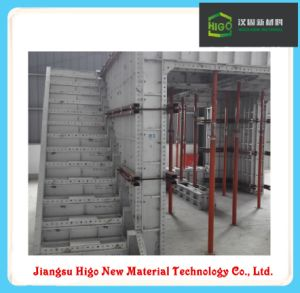 Aluminum Alloy High Rib Formwork with TUV
