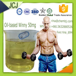 High Purity Oil-Based Stanozol Winstrol Winny 10418-03-8 pictures & photos