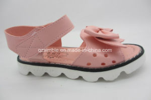 New Gilrs Sandals with Lovely Bow pictures & photos