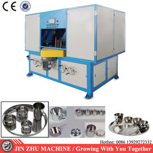 Rotary Table Buffing Machine pictures & photos
