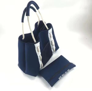 New Simple Neoprene Fashoin Tote Handbag pictures & photos