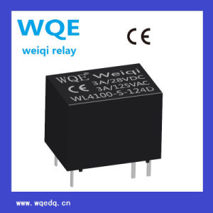 (WLF4100) Miniature Size Communication Reed Relay AG Gold-Plated Contacts Widely Used Relay pictures & photos