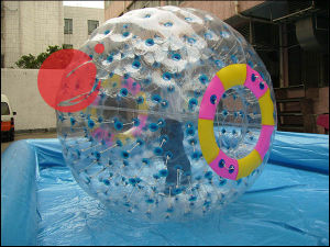 Inflatable Walking Zorb Roller Ball Z2-004 pictures & photos