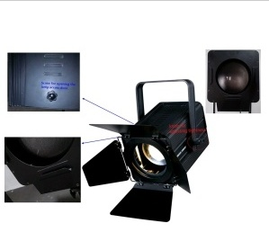 Long Life Span Studio Light Leko TV Show Light LED Energy Saving pictures & photos