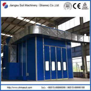 Suli Painting Auto Mobile out Door Car Spray Booth pictures & photos