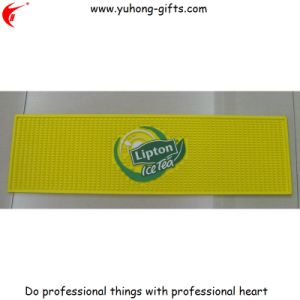Lipton Promotional Bar Mat for Promotion (YH-BM006) pictures & photos