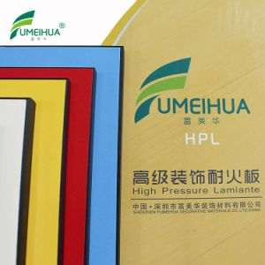 Fmh Solid Phenolic Compact Laminate Board/ HPL Panel pictures & photos