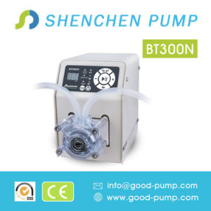 Medical High Quality Standard Peristaltic Pump with Mask Keypad Control in China pictures & photos