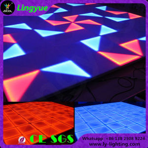 DJ Stage DMX RGB LED Disco Dance Floor Tile pictures & photos