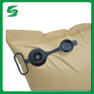 Brown Kraft Paper Dunnage Air Bags as Cushion in Long-Distance Transport pictures & photos