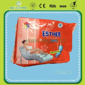 Esther Sanitary Napkin Looking for Distributors pictures & photos