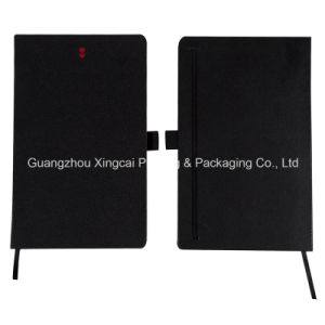 Office Supply Hardcover Stationery Leather Planner Diary Notebook (xc-6-003) pictures & photos
