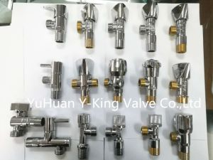 Brass Manual Radiator Valve (YD-3007) pictures & photos
