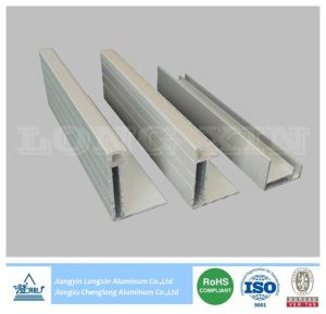 Sliver Anodized Aluminium Frame for Solar Panel pictures & photos