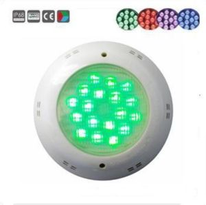 18W/54W IP68 LED Underwater Swimming Pool Lamp RGB pictures & photos