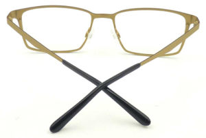 Oi171157 New Design Quality Ultrathin Titanium Frame Optical Glasses pictures & photos