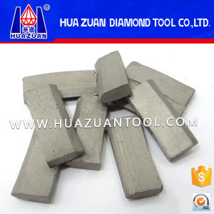 Hot Sale Roof Type Diamond Core Drill Bit Segment pictures & photos