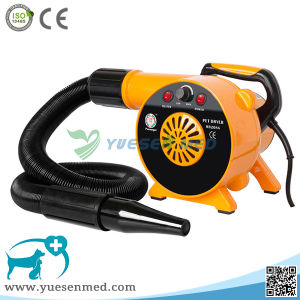 Veterinary Portable Pet Dog Electric Wall Mounted Hair Dryer pictures & photos
