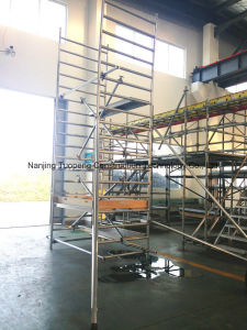 Aluminum Scaffolding Set for Sale pictures & photos