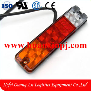 Electric Forklift Truck LED Tail Light 12-24V with 3 Colors pictures & photos