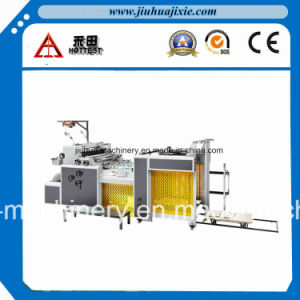 Kfm-Z1100 High Quanlity Automatic Single Side Hydraulic Paper Roll/Pre-Glue/Glue BOPP Film/Water Base/Window /Cold Laminating Machine (Laminator) pictures & photos