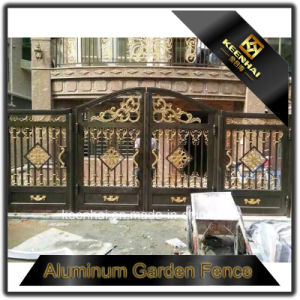 Villa Entrance Fence Gate pictures & photos
